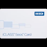 HID iCLASS Seos 500x Card 8K \ 16K